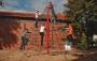 Climbing tree 4,5m