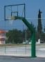 Official basketball hoop